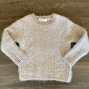 H&M multi color sweater size 4/6 years